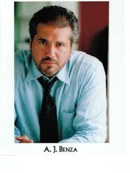 A. J. Benza
