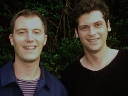 Matt and Dave