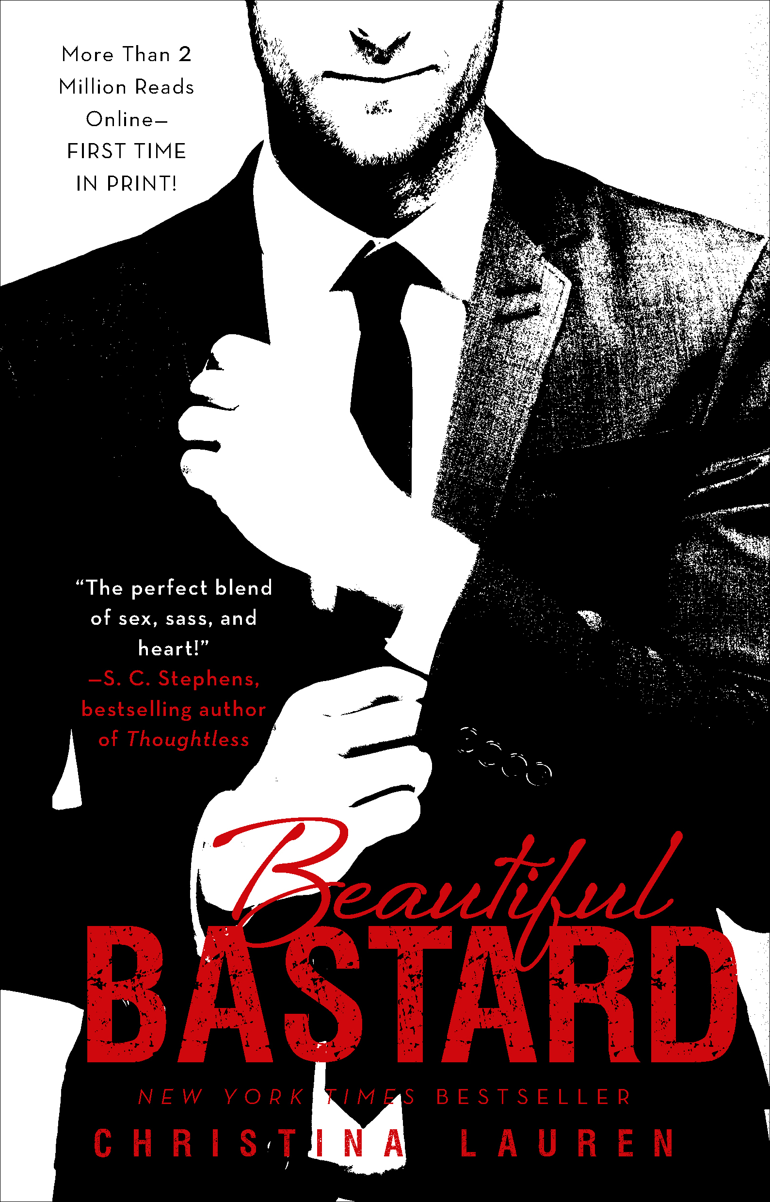 Beautiful bastard special signed edition 9781476797212 hr
