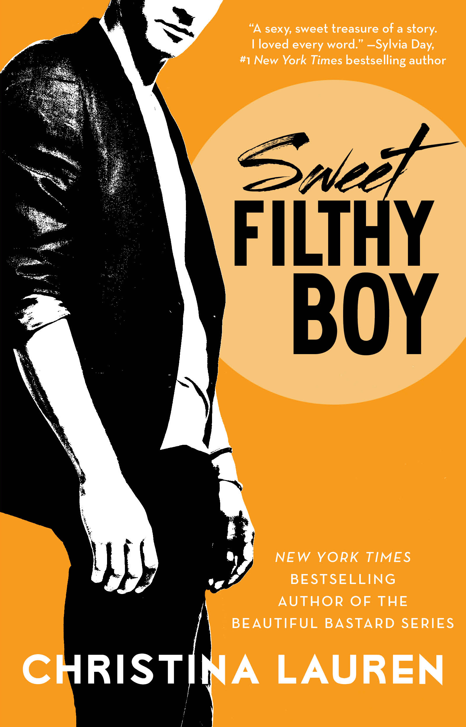 Sweet filthy boy special signed edition 9781501100642 hr