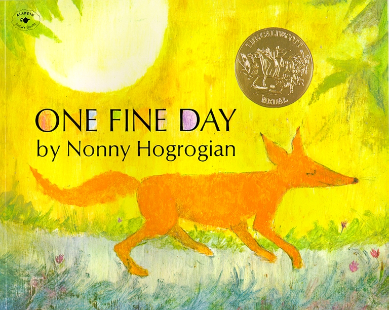 One Fine Day Book By Nonny Hogrogian Official Publisher Page