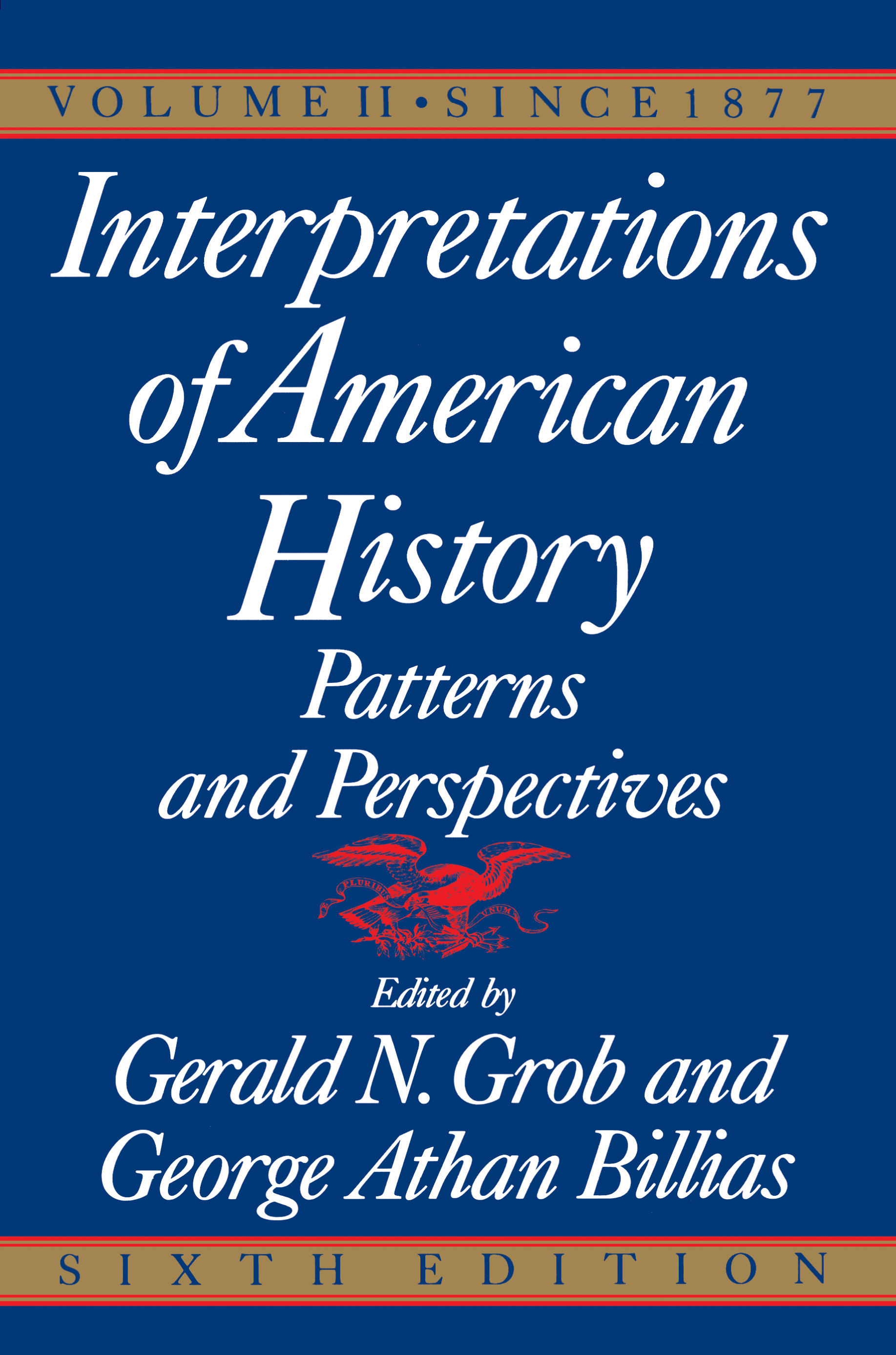 interpretations of american history 6th ed vol 2 book by since 1877 interpretations of american history