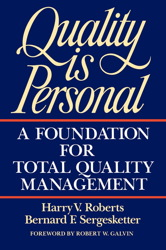 Quality Is Personal