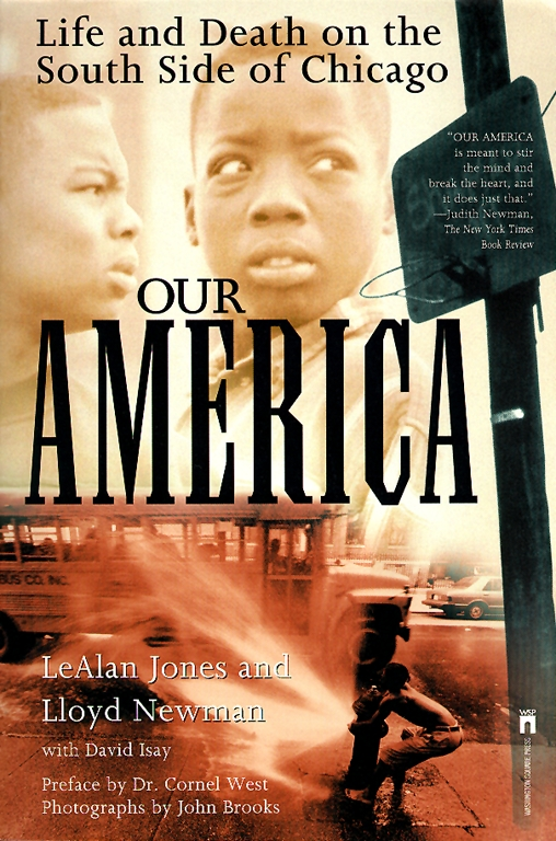 Our America Book By Lealan Jones Official Publisher Page Simon