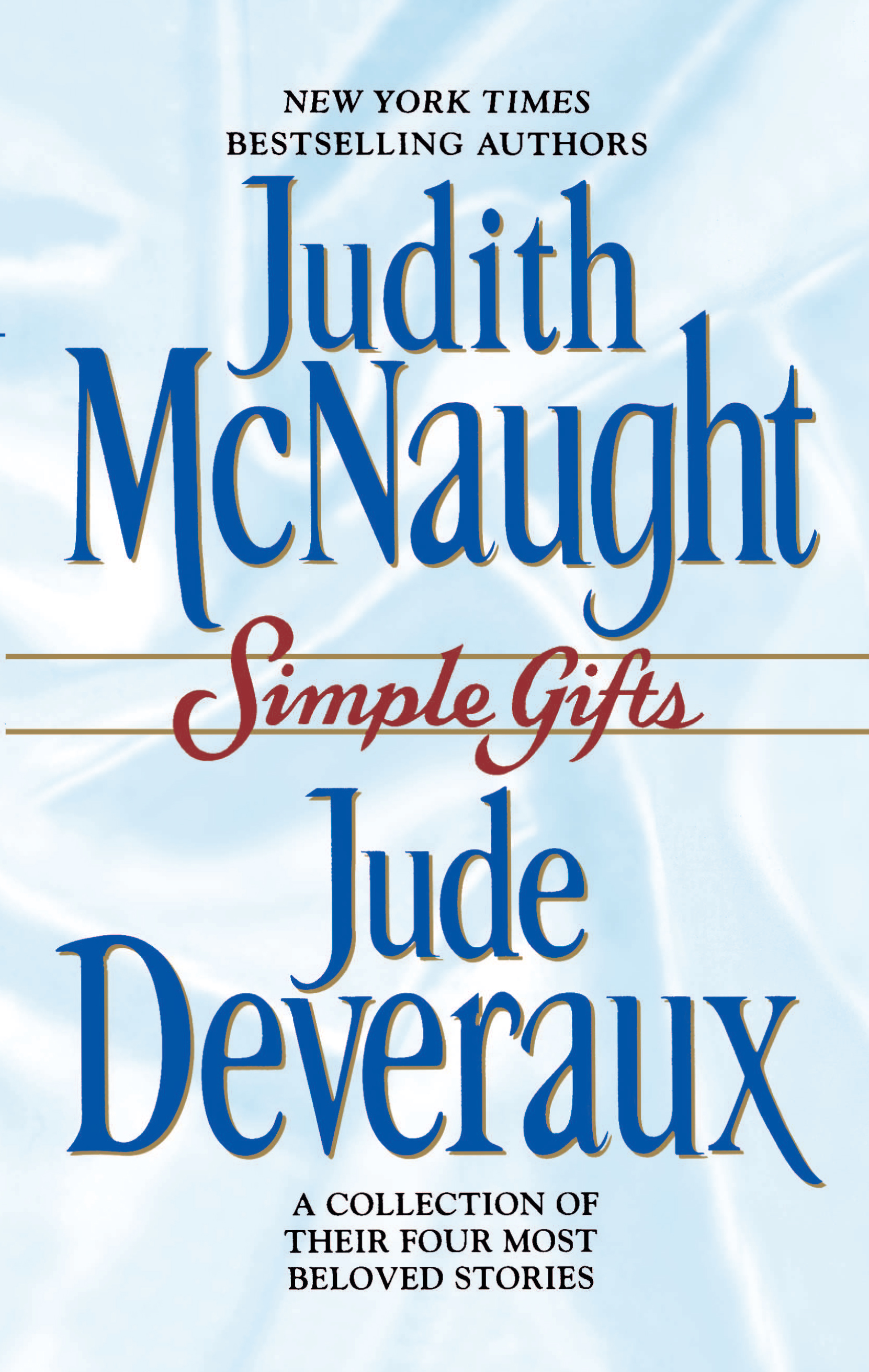 Simple Gifts | Book by Judith McNaught, Jude Deveraux | Official ...