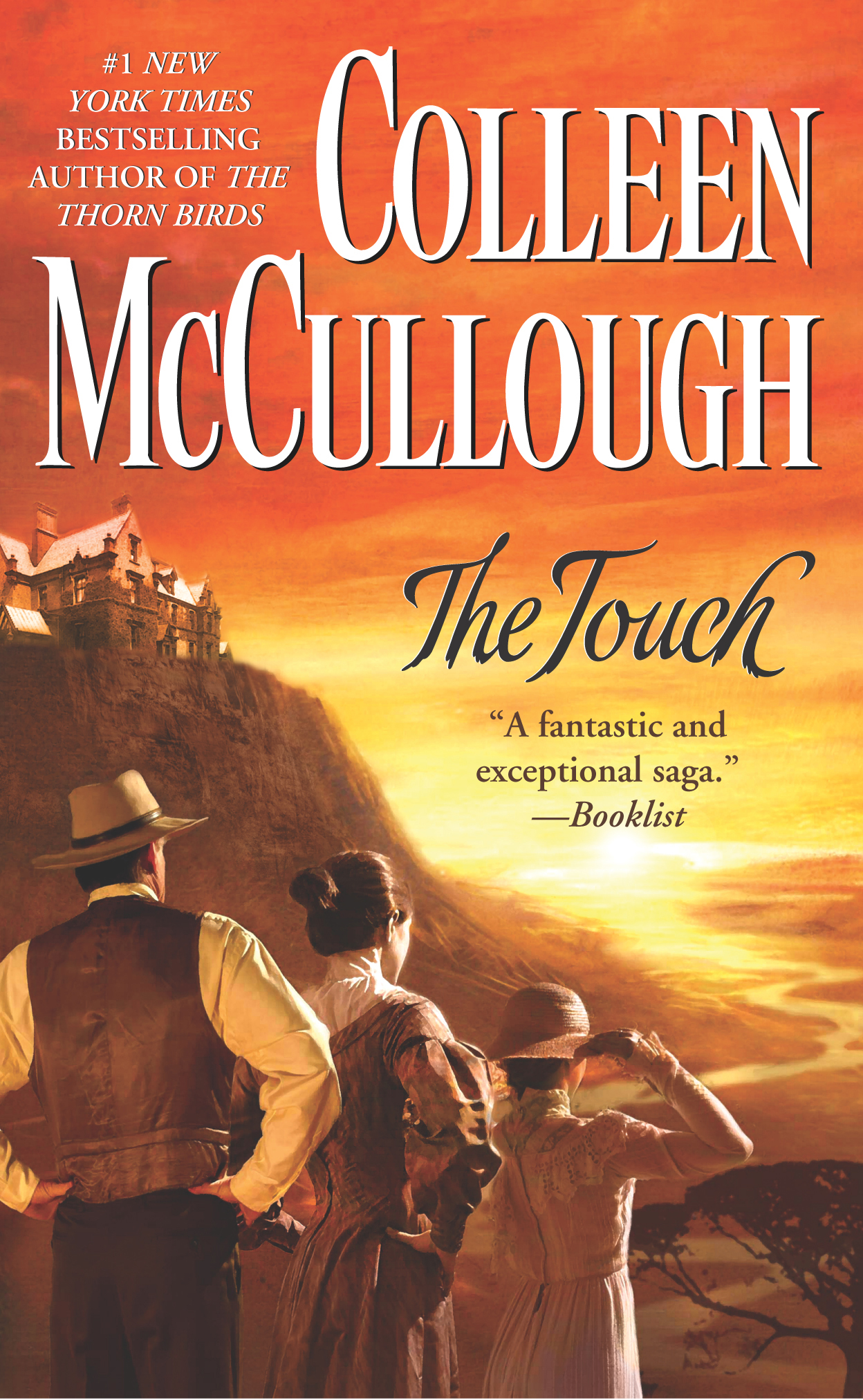 Book By Phyllis Vega Trish Macgregor: Book By Colleen McCullough
