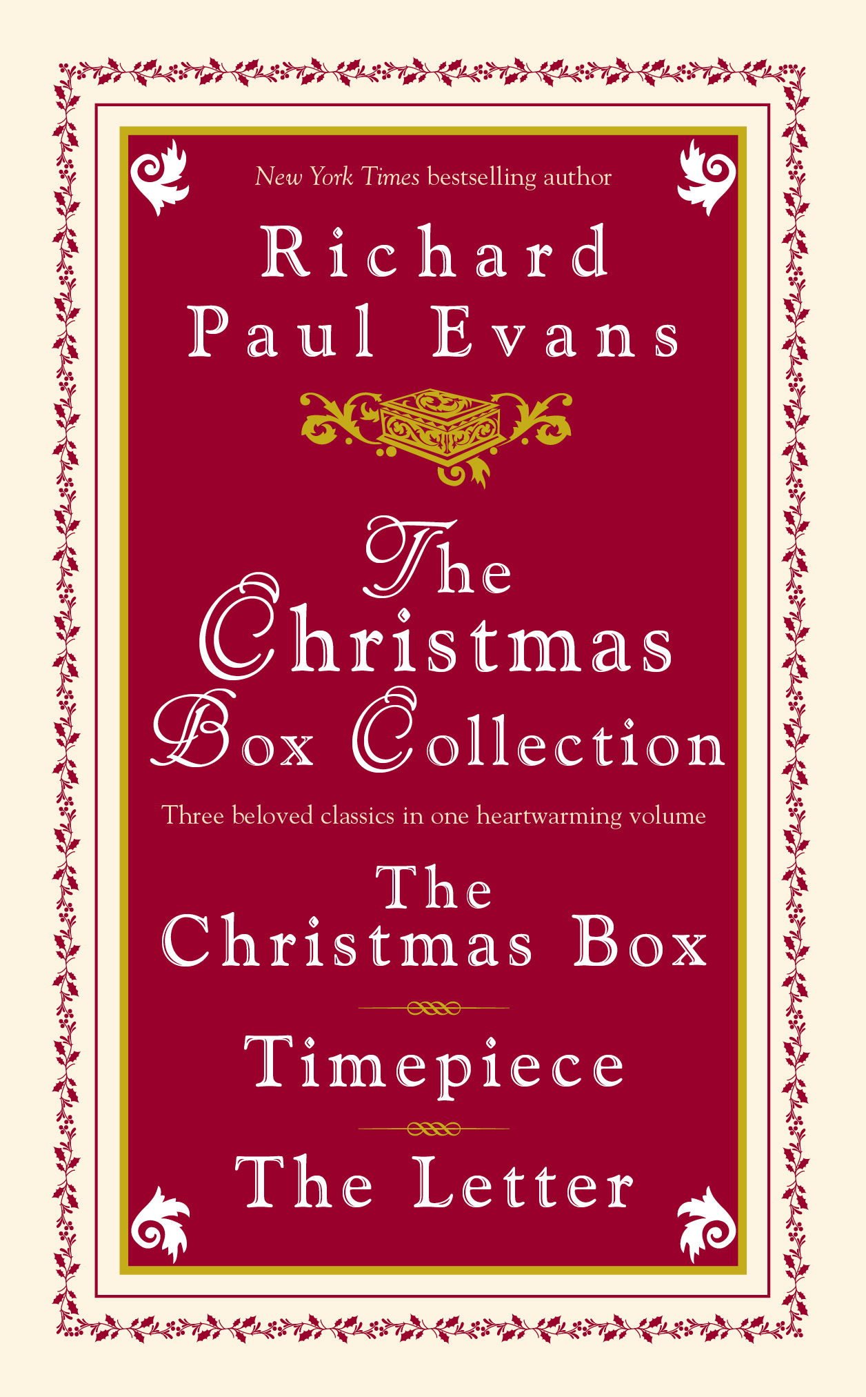 The Christmas Box Collection  Book By Richard Paul Evans  Official