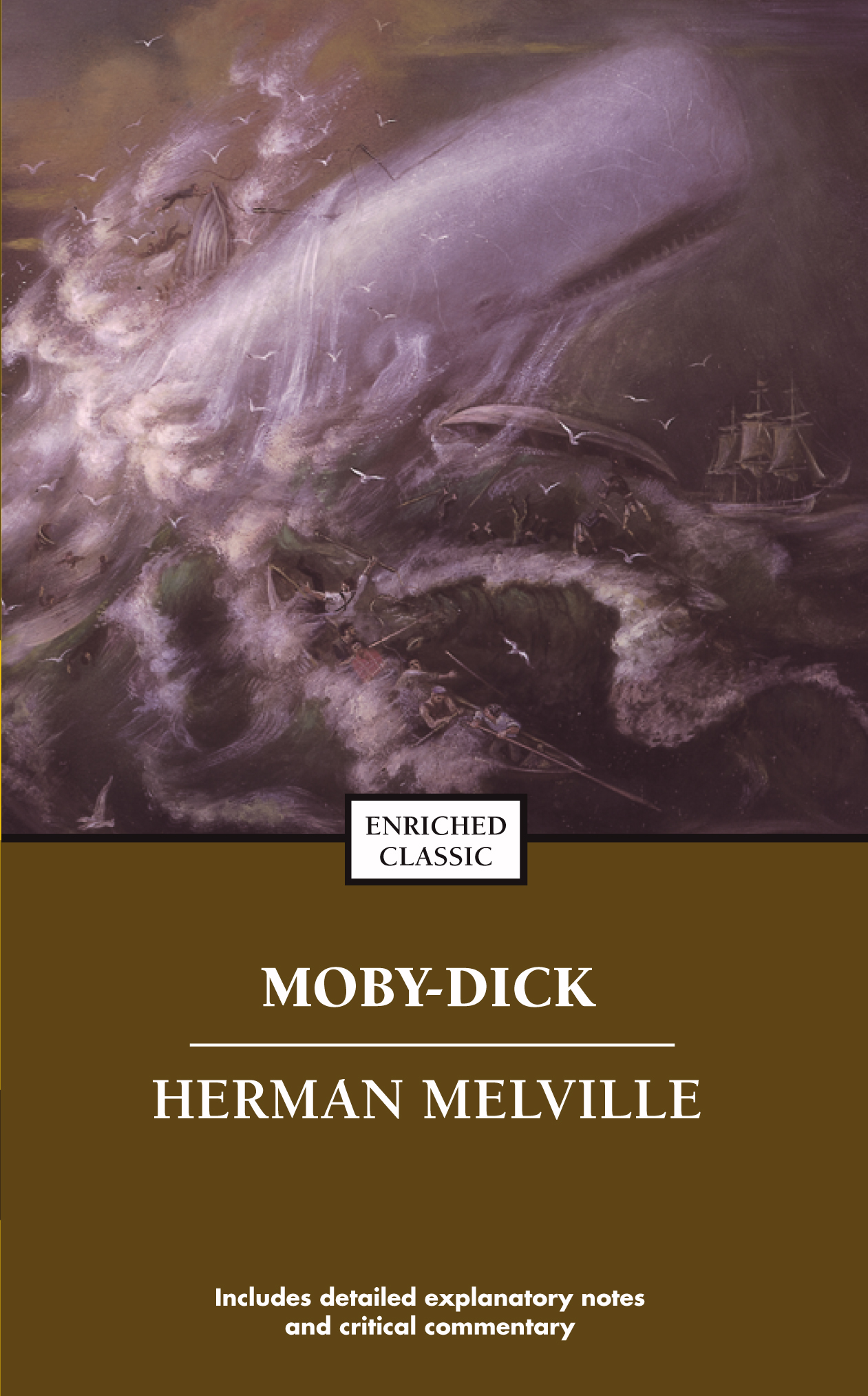 Book Cover Image (jpg): Moby-Dick