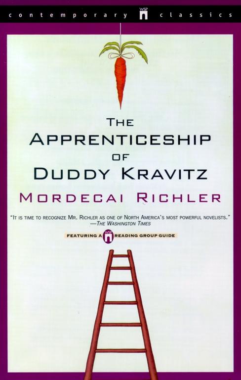An analysis of duddy kravitz in mordecai richlers the apprenticeship of duddy kravitz
