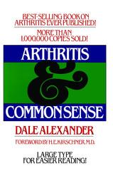 Arthritis and common sense 9780671427917