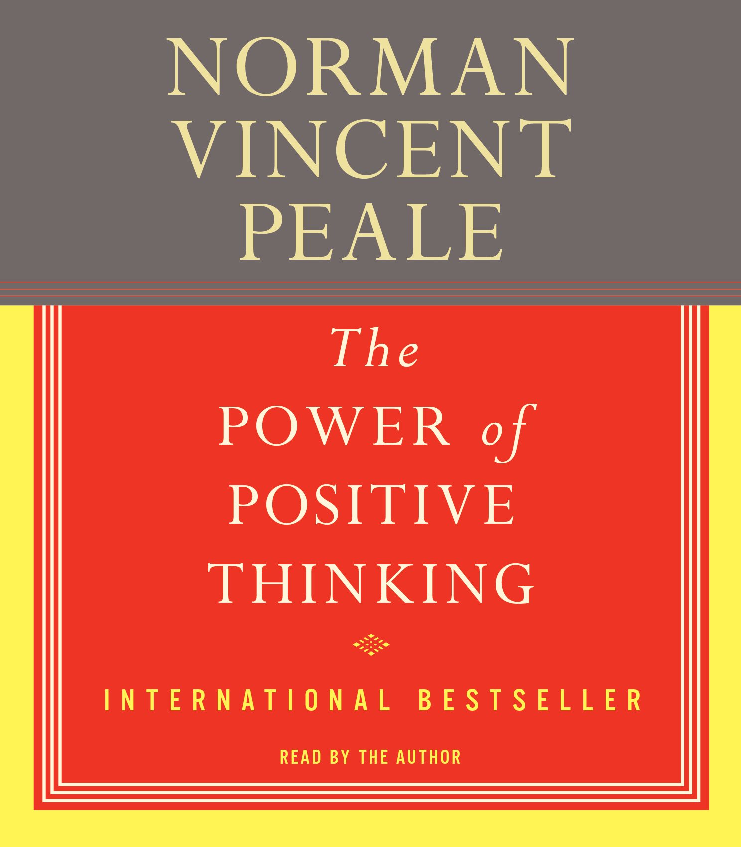 The Power Of Positive Thinking Quotes Norman Vincent Peale: Dr. Norman Vincent Peale
