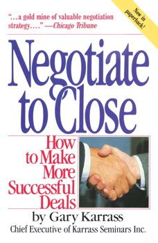 Negotiate to Close