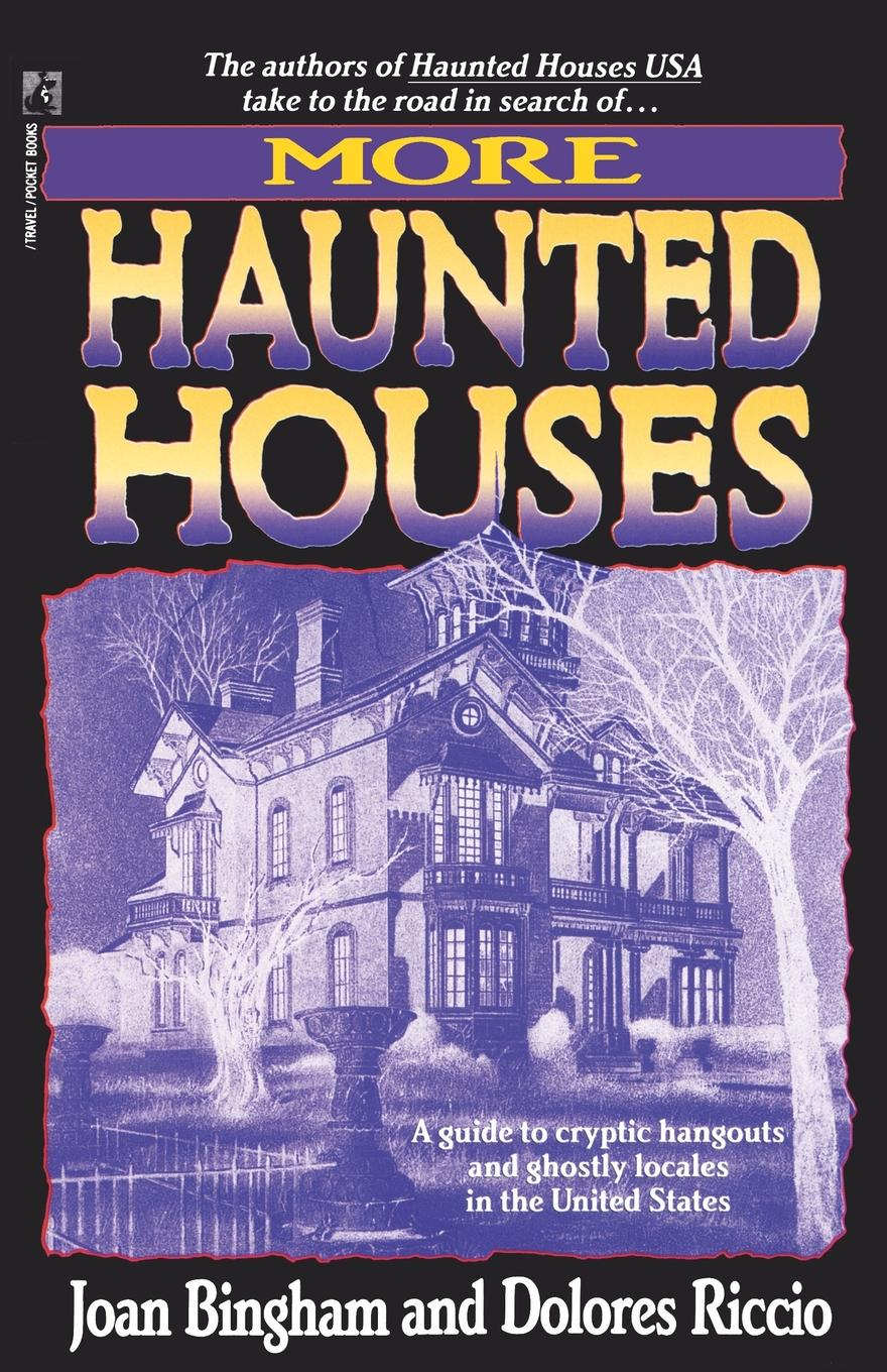 More Haunted Houses | Book by Dolores Riccio | Official