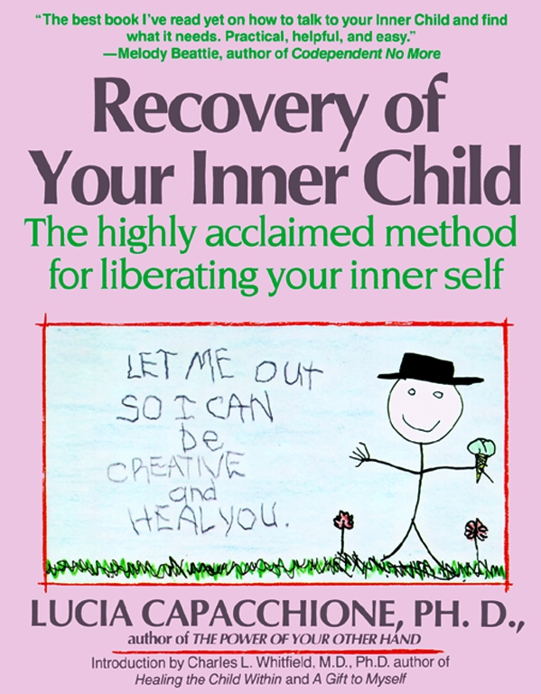 Recovery Of Your Inner Child Book By Lucia Capacchione Official