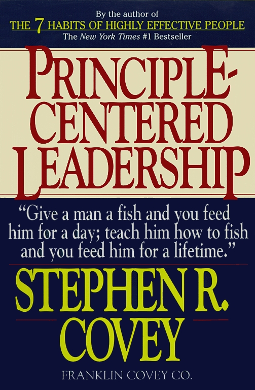 Image result for Principle-Centered Leadership
