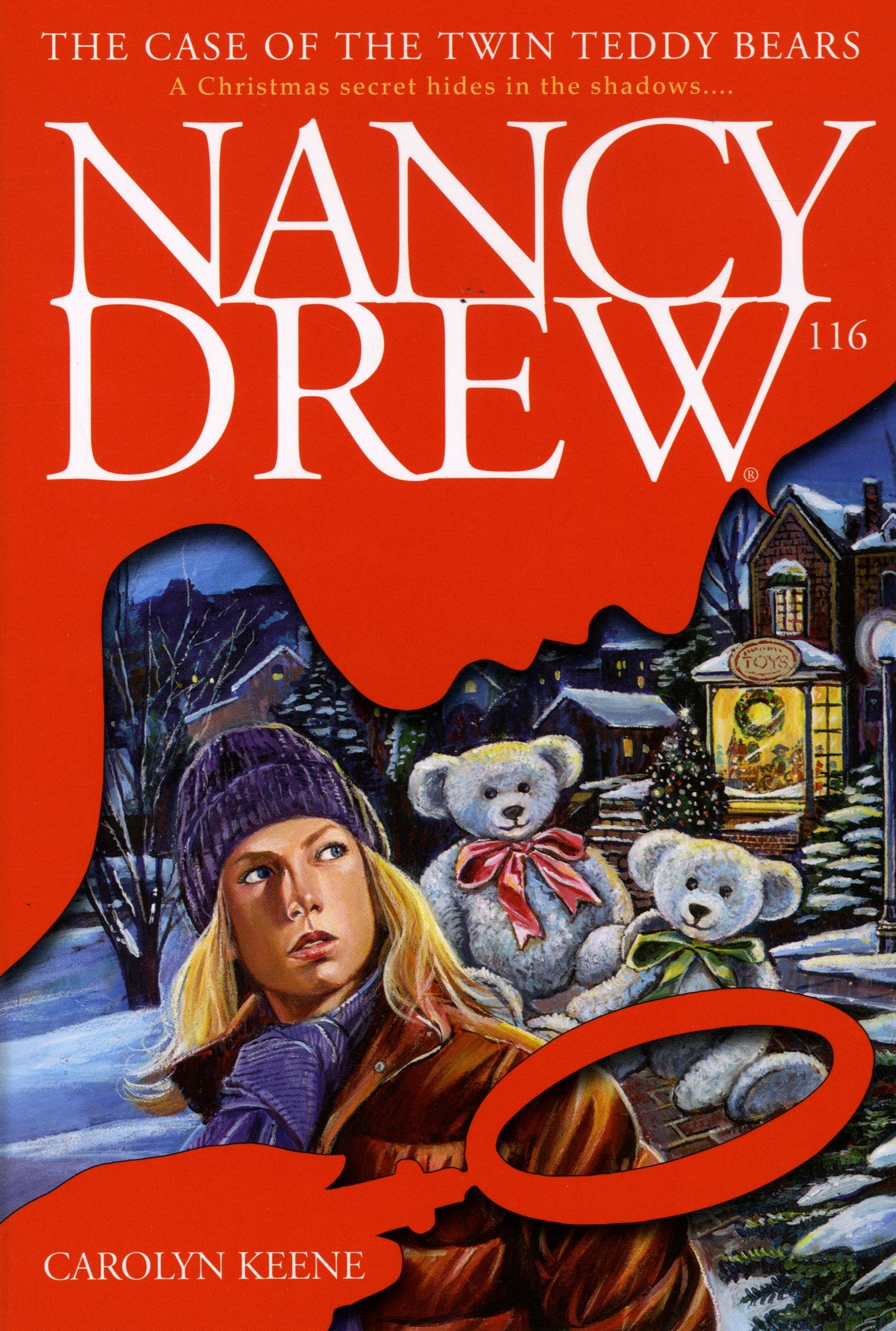 The Case Of the Twin Teddy Bears by Keene, Carolyn