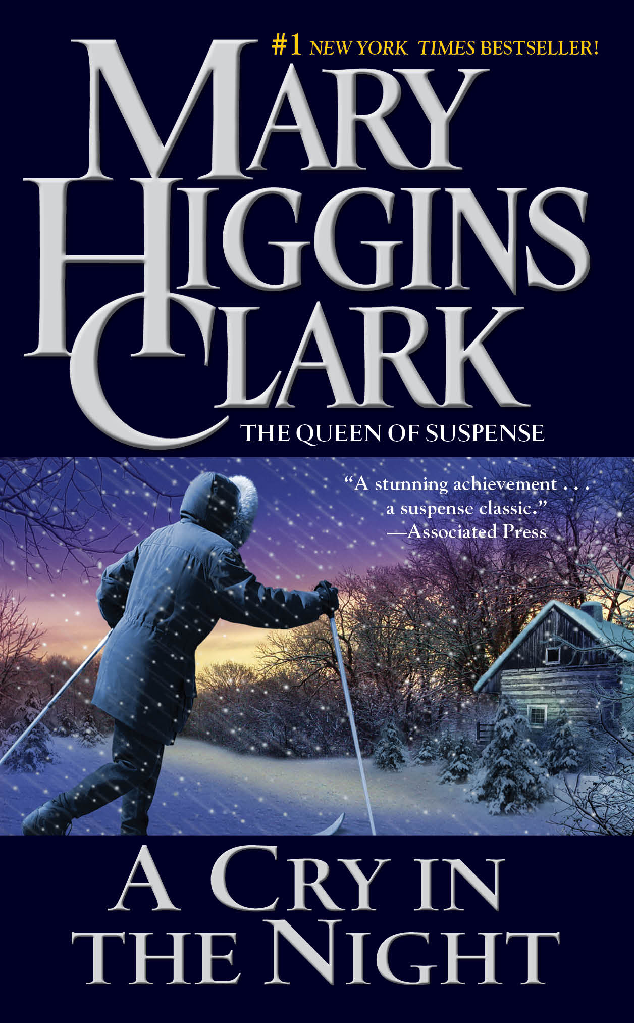 A Cry In The Night | Book by Mary Higgins Clark | Official