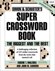 Simon & Schuster Super Crossword Book #8