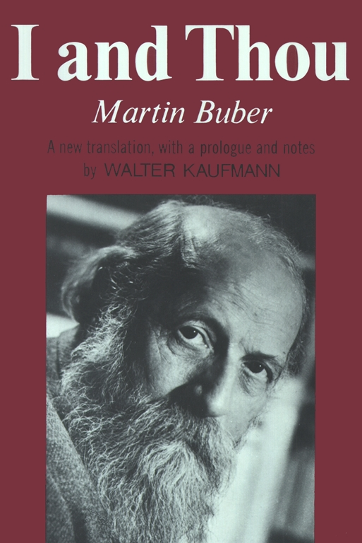 I And Thou Book By Martin Buber Official Publisher Page Simon Schuster