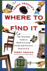 Terry Trucco's Where to Find It
