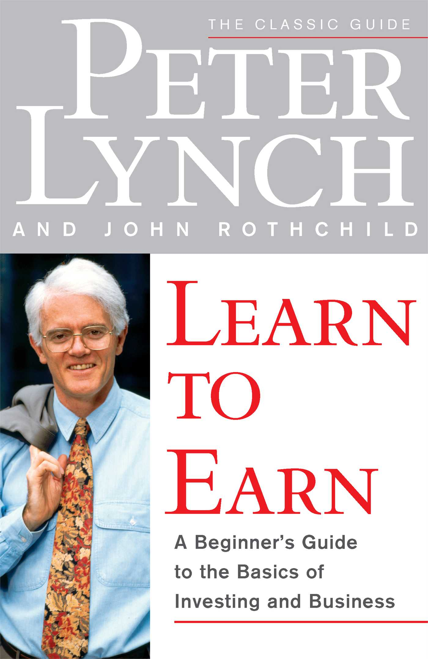 Book By Peter Lynch, John Rothchild