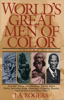 world s great men of color volume i book by j a rogers