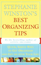 Buy Stephanie Winston's Best Organizing Tips