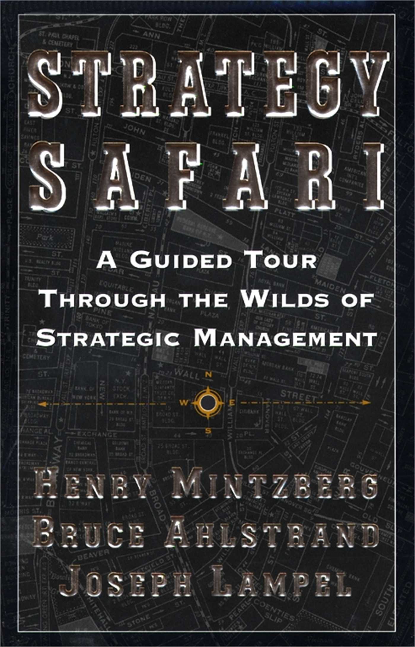 Strategy safari mintzberg