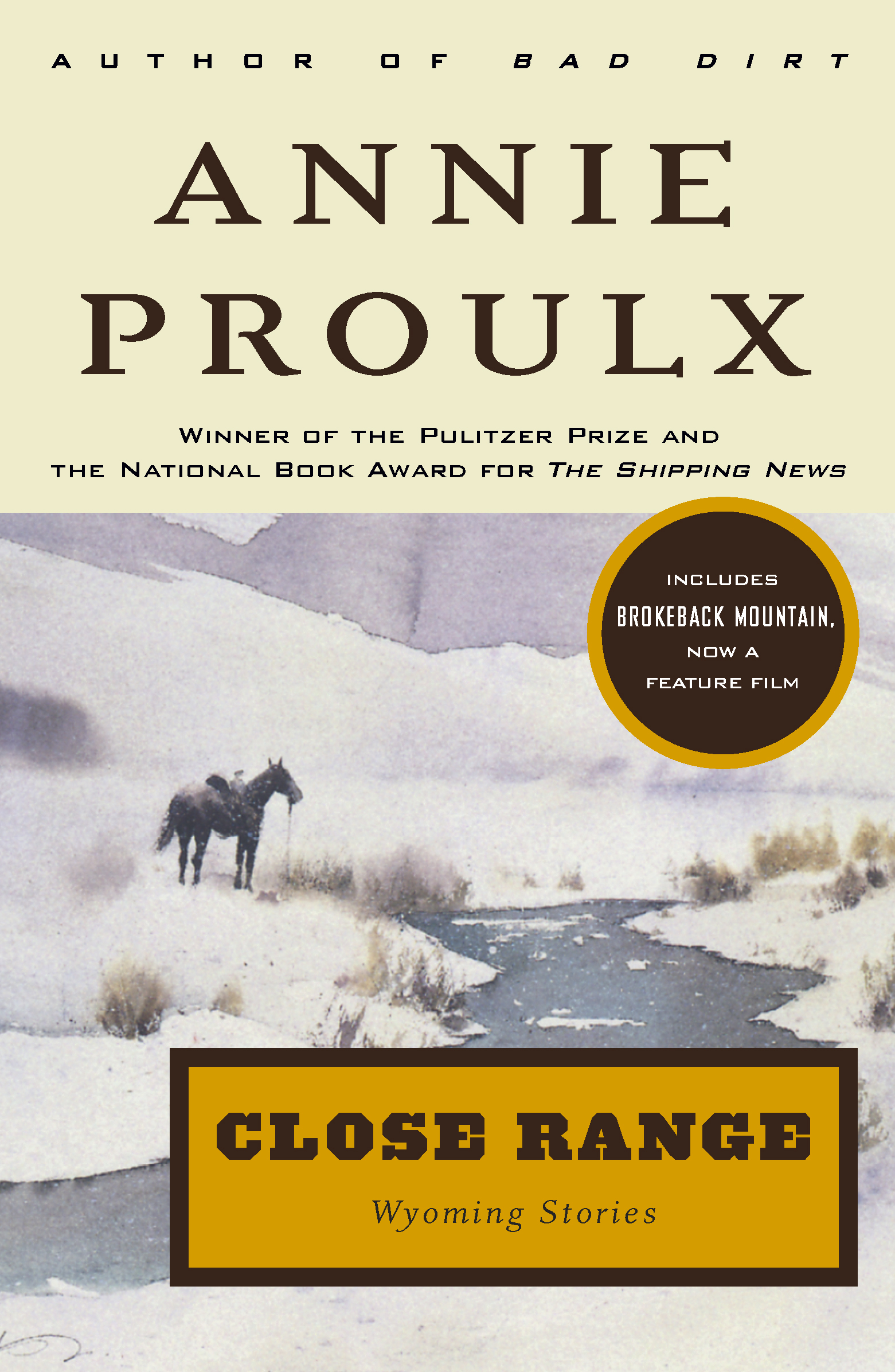 Close Range | Book by Annie Proulx | Official Publisher Page