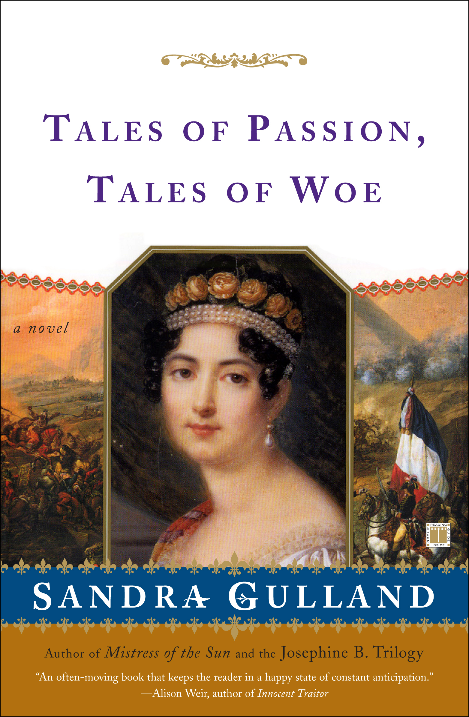 Book Cover Image (jpg): Tales of Passion, Tales of Woe
