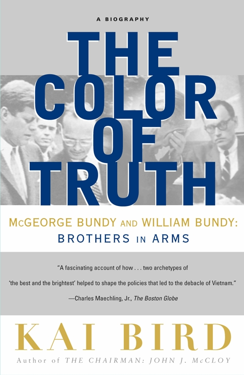 The Color of Truth | Book by Kai Bird | Official Publisher Page ...