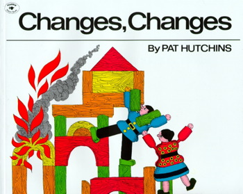 Image result for changes changes book