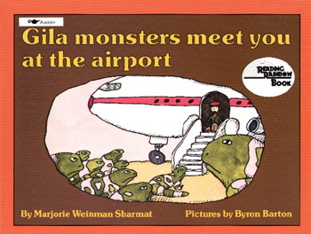 gila monsters meet you at the airport worksheets