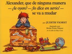 Alexander, Que de Ninguna Manera-ÀLe Oyen?-!Lo Dice En Sire!-Se Va A Mudar