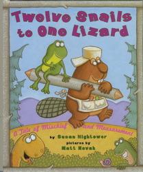 Twelve Snails to One Lizard