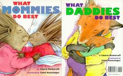 What Mommies Do Best What Daddies Do Best