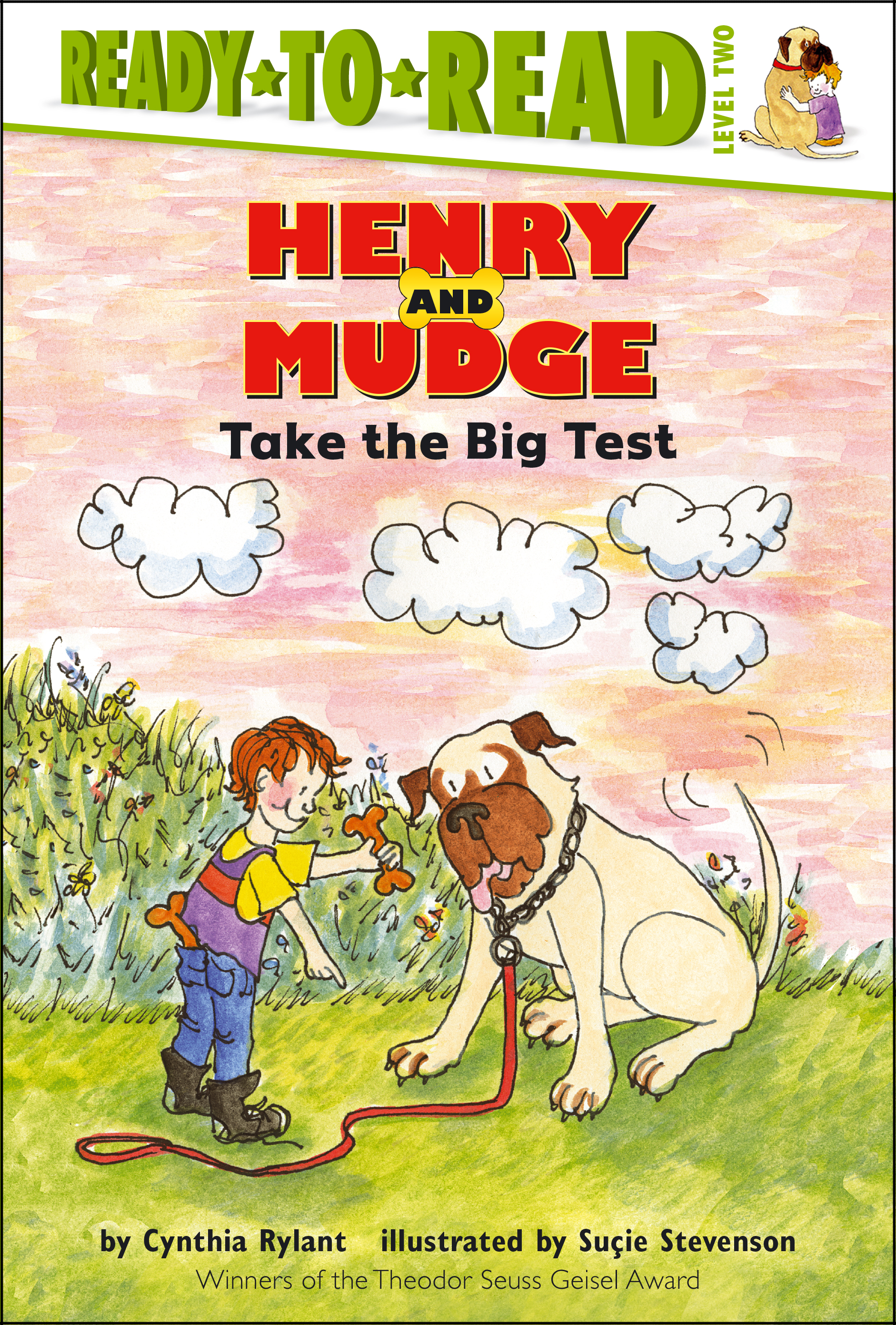 Book Cover Image (jpg): Henry and Mudge Take the Big Test