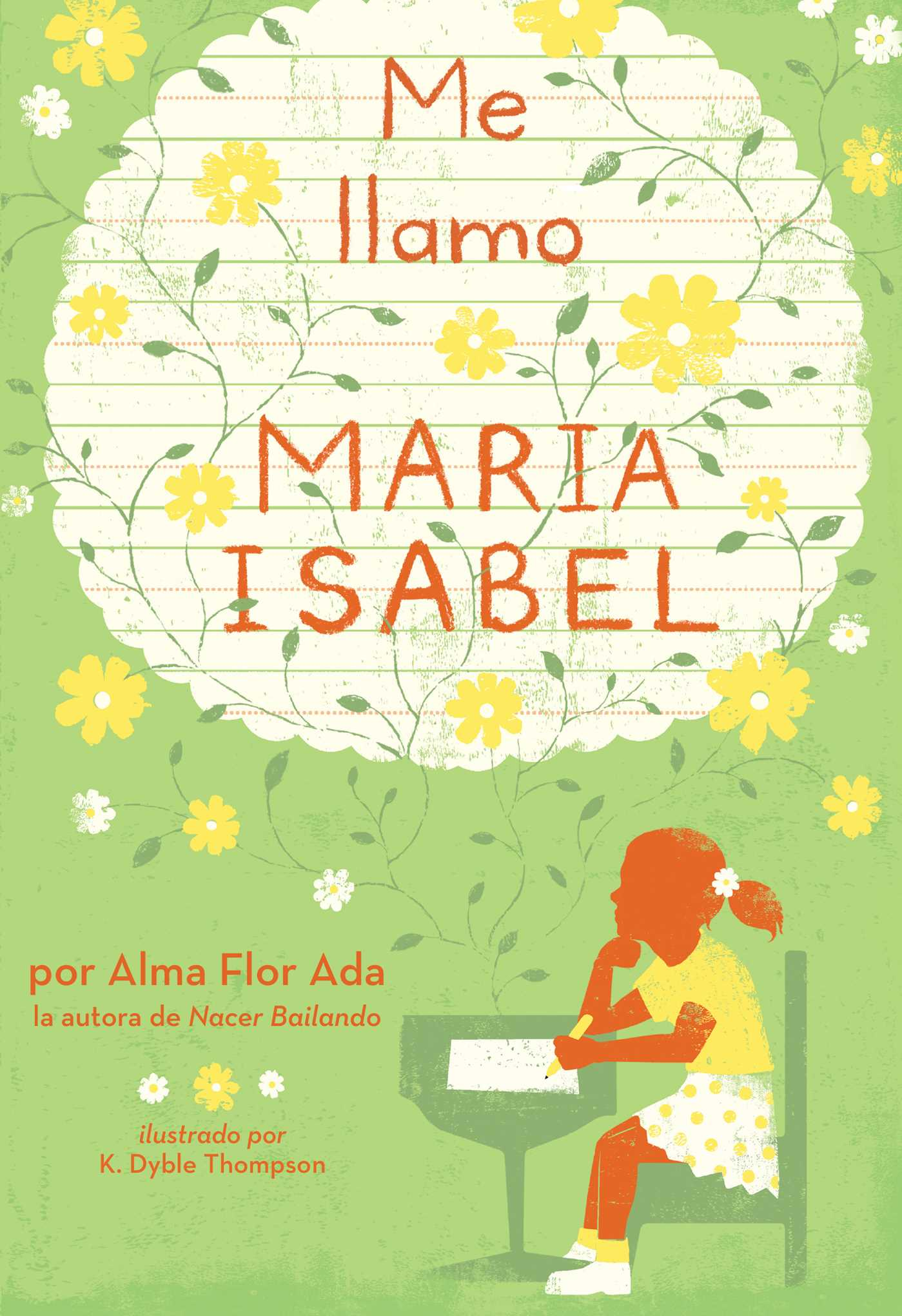 Me llamo Maria Isabel (My Name Is Maria Isabel) | Book by