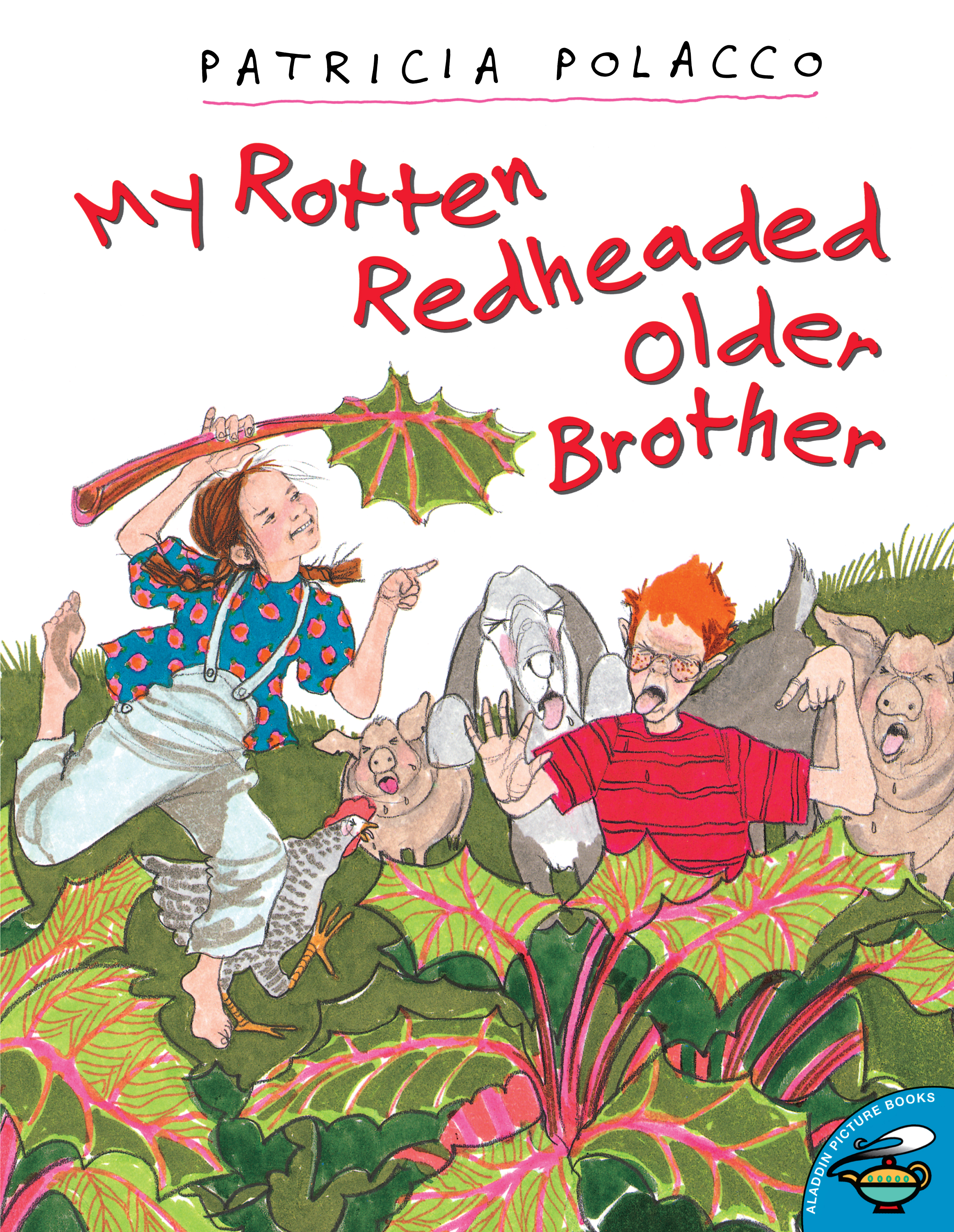 My Rotten Redheaded Older Brother | Book by Patricia