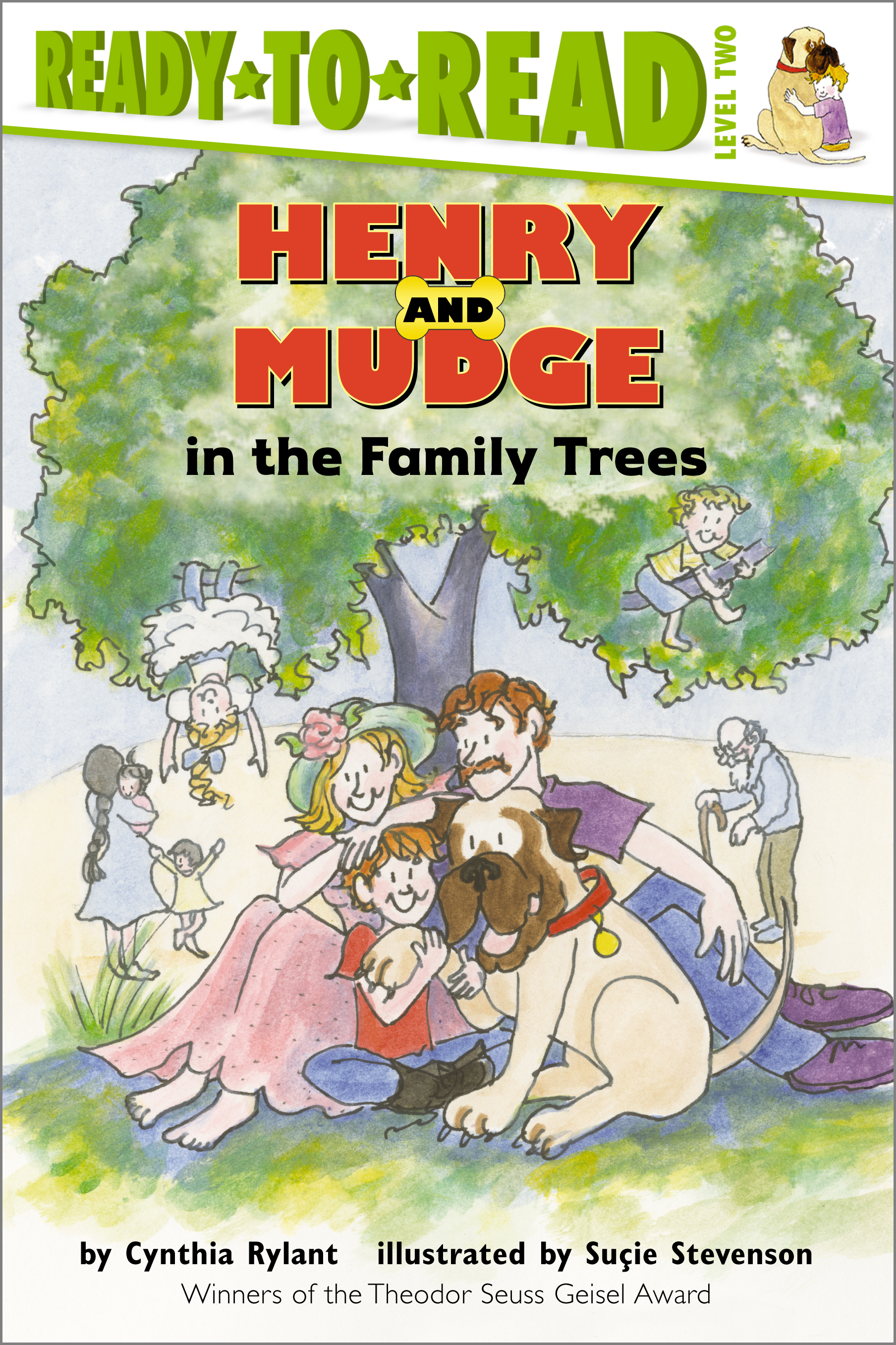 Book Cover Image (jpg): Henry And Mudge in the Family Trees