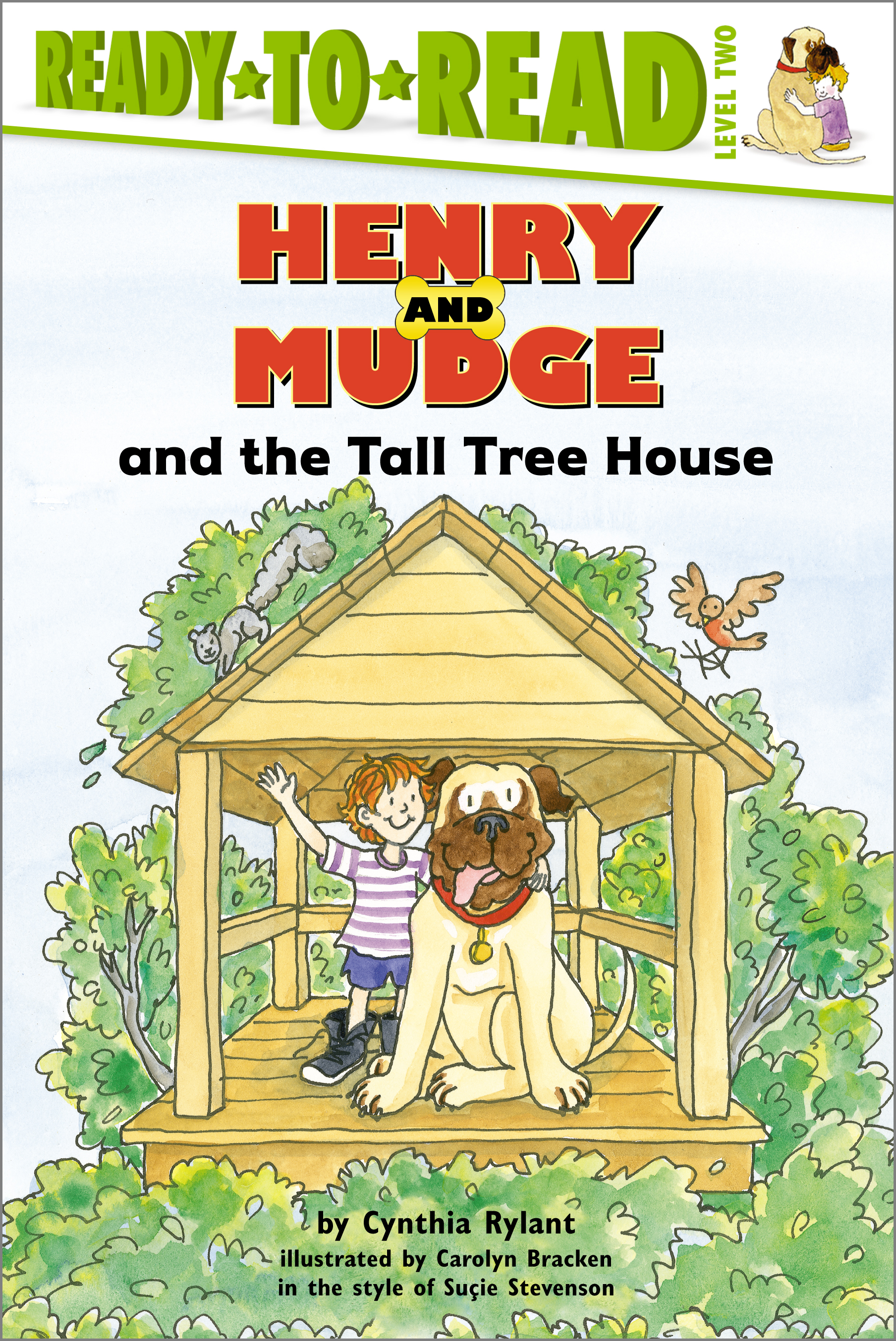 Book Cover Image (jpg): Henry and Mudge and the Tall Tree House