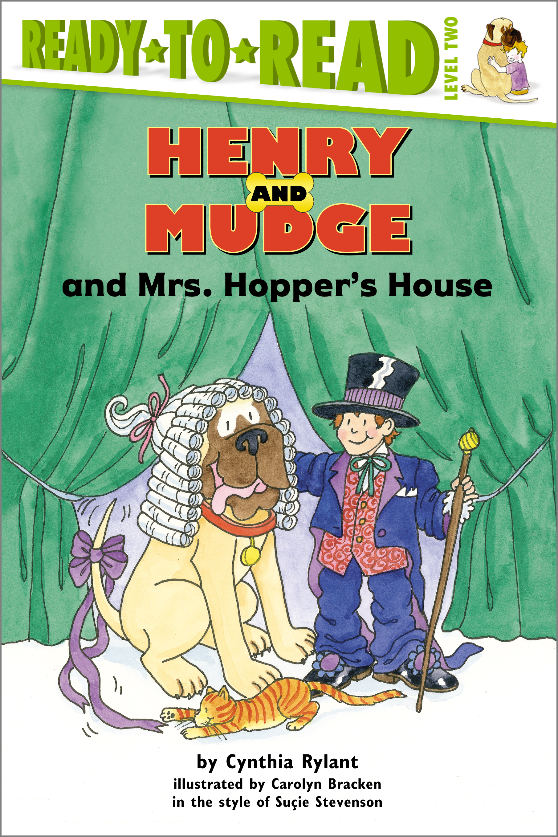 Book Cover Image (jpg): Henry and Mudge and Mrs. Hopper's House