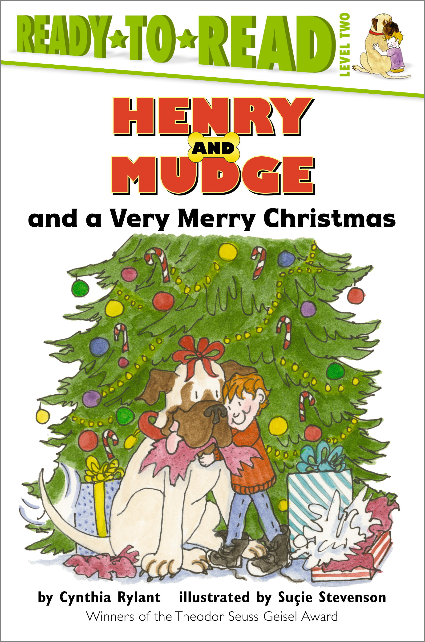 Book Cover Image (jpg): Henry and Mudge and a Very Merry Christmas