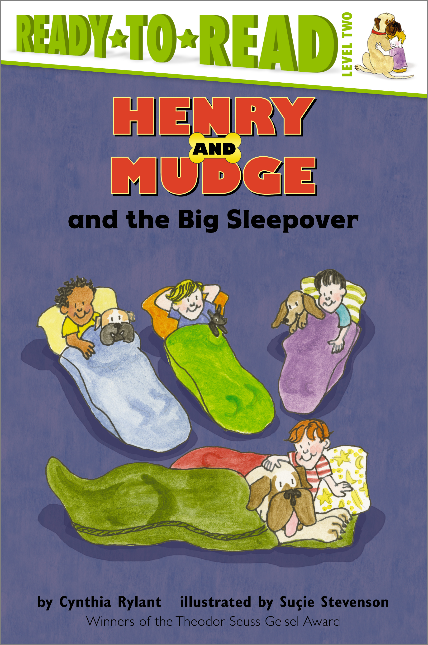 Book Cover Image (jpg): Henry and Mudge and the Big Sleepover