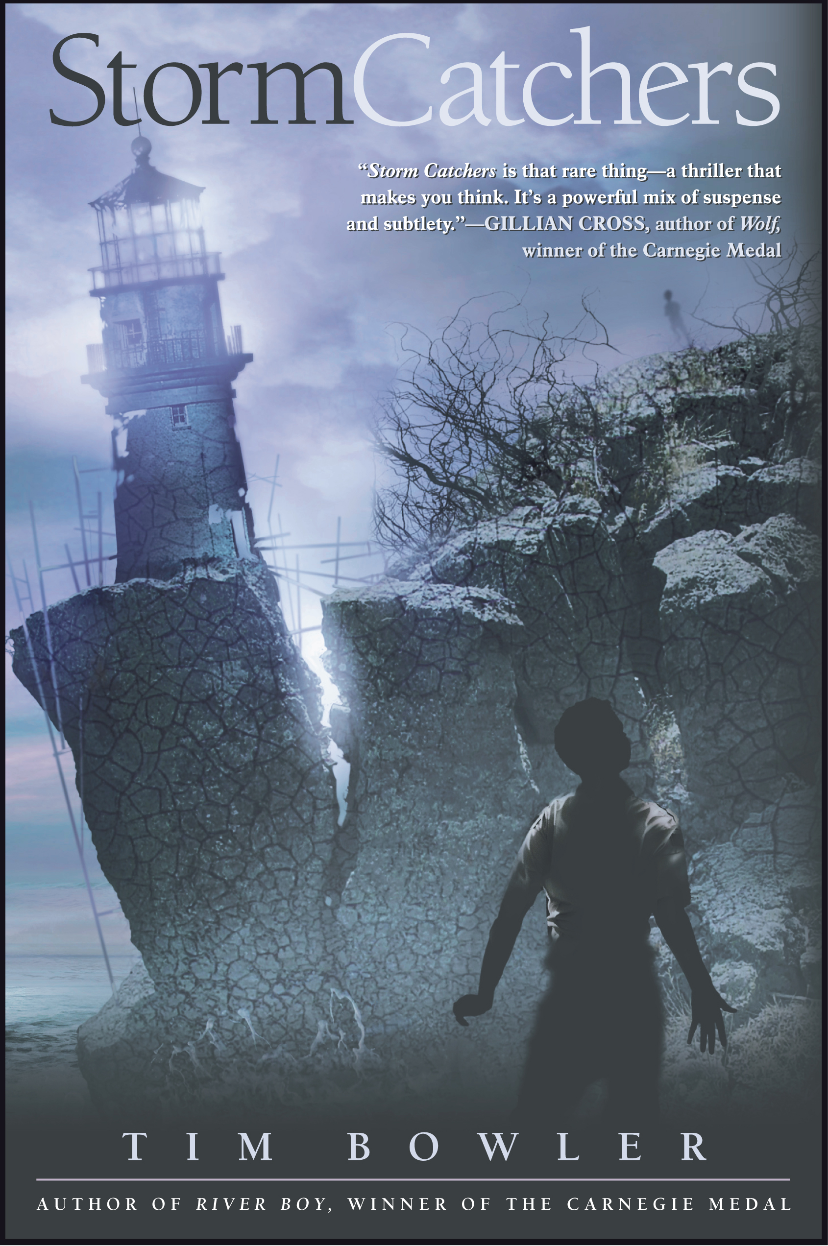 Storm Catchers | Book by Tim Bowler | Official Publisher Page