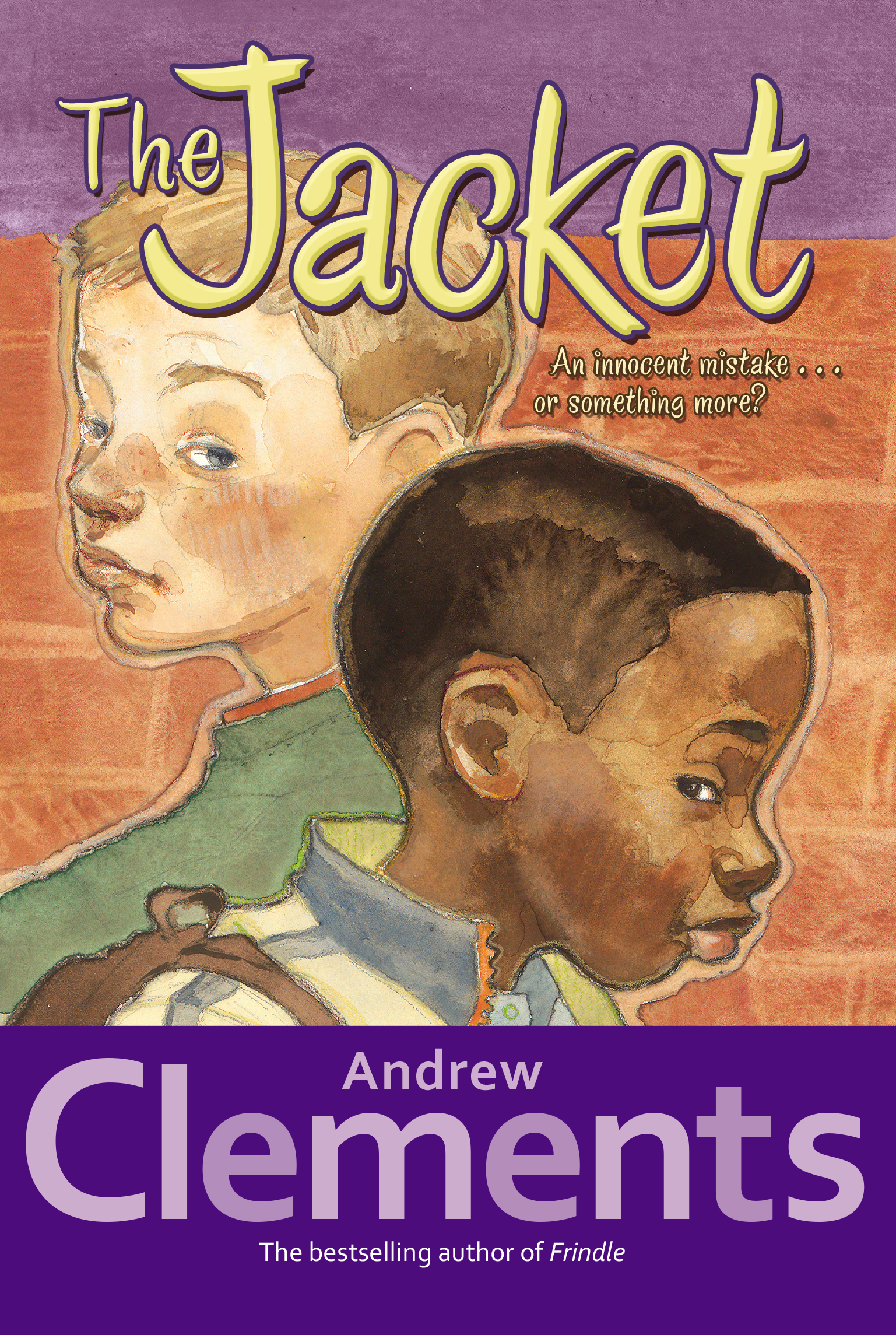 The jacket book by andrew clements mcdavid henderson official cvr9780689860102 9780689860102 hr the jacket publicscrutiny Gallery