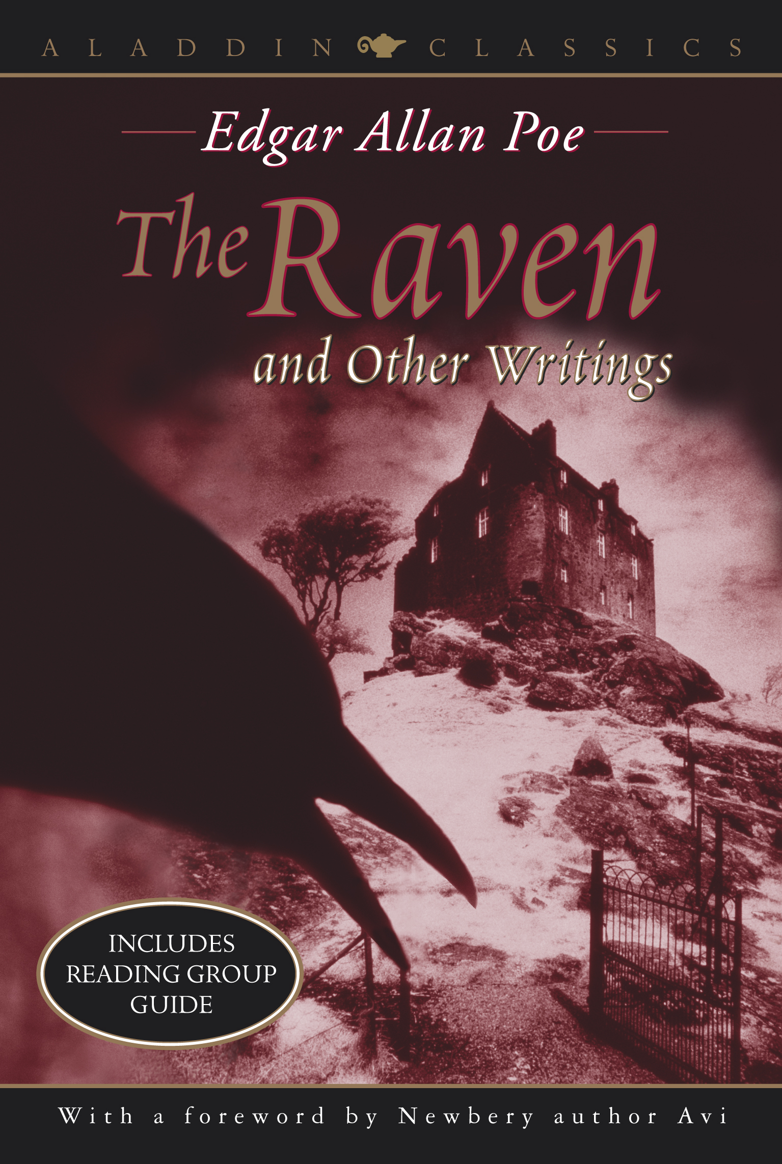 The Raven And Other Writings Book By Edgar Allan Poe border=