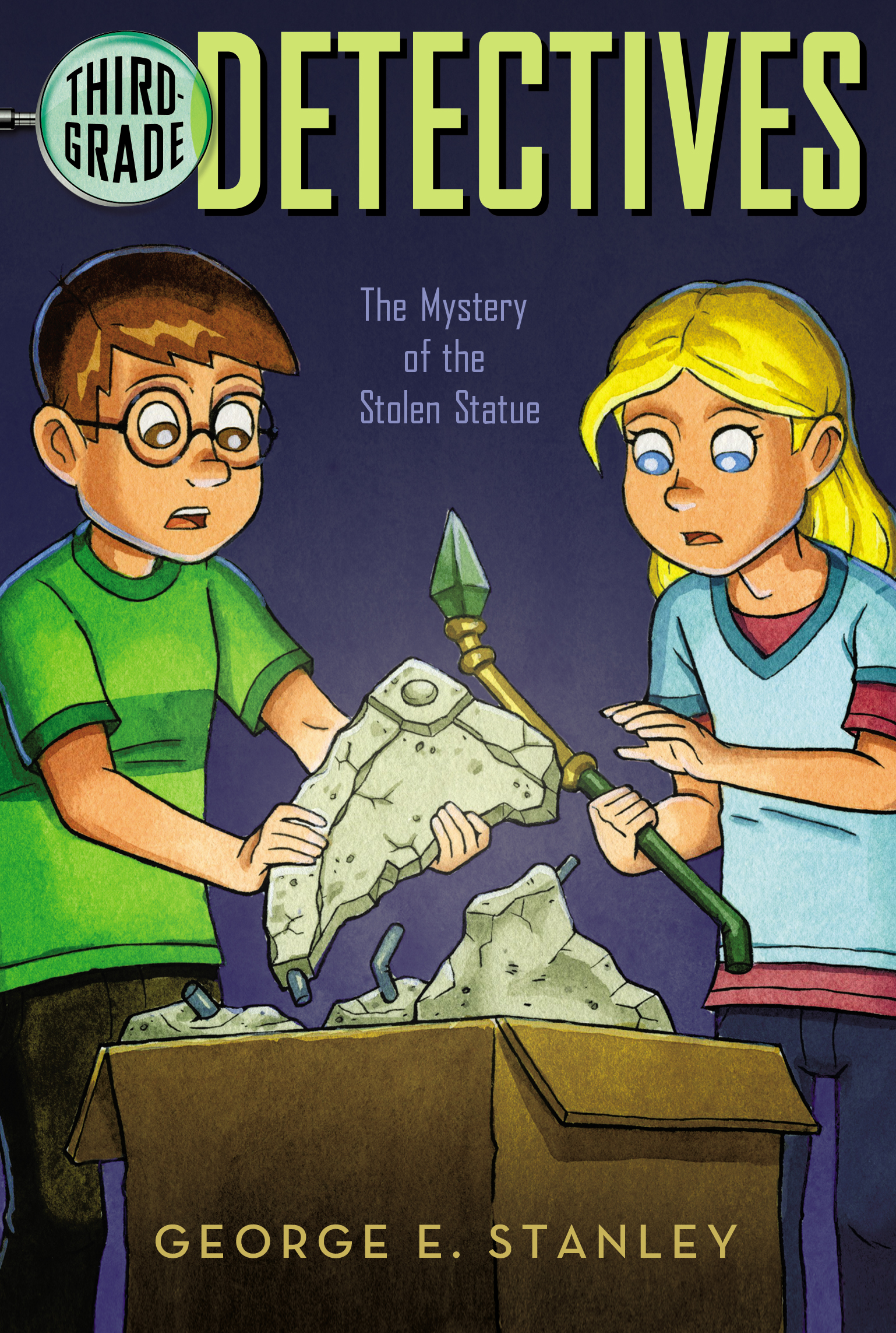 Mysteries for Third Grade Readers