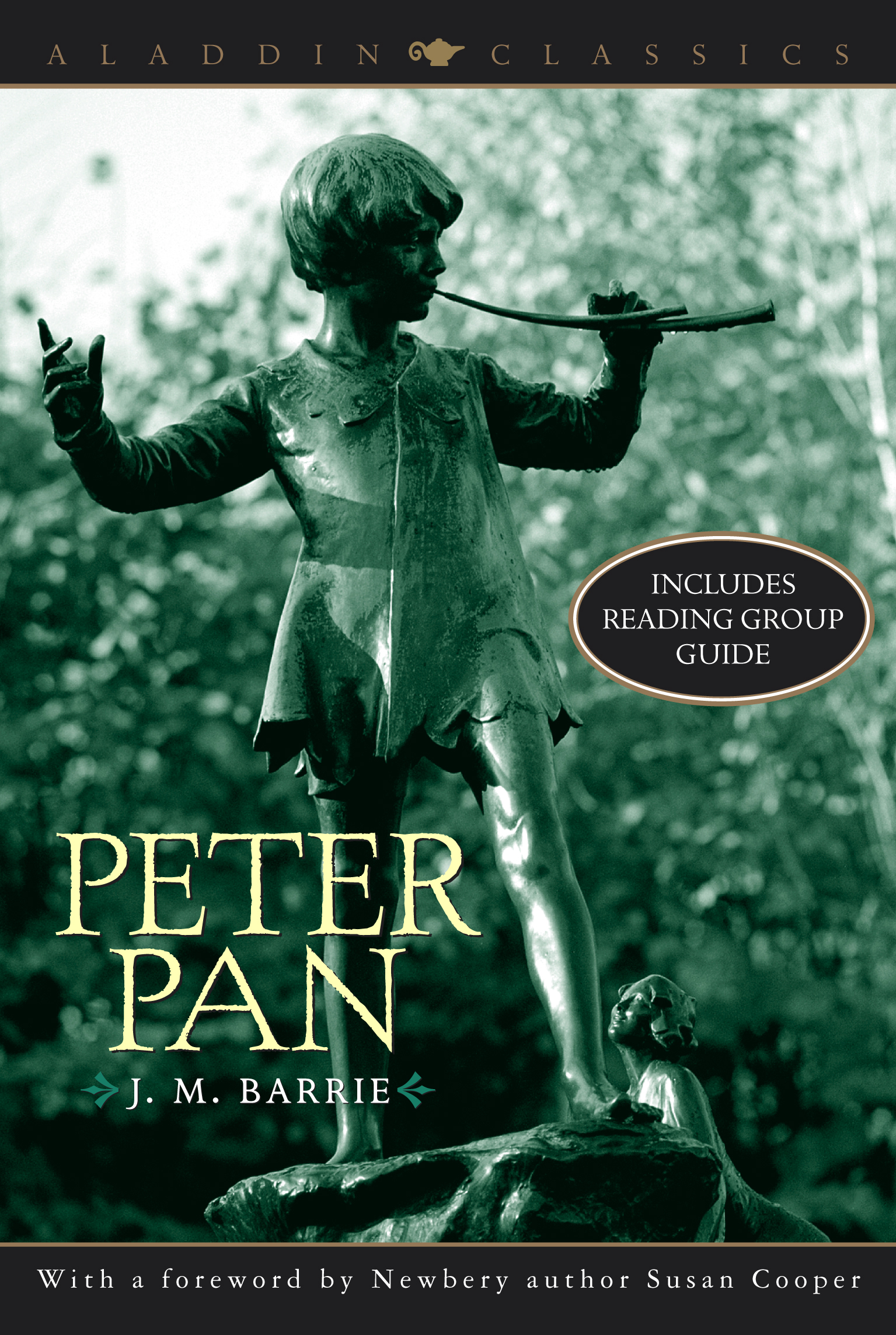 Peter Pan  Book By Jm Barrie, Susan Cooper  Official -8801