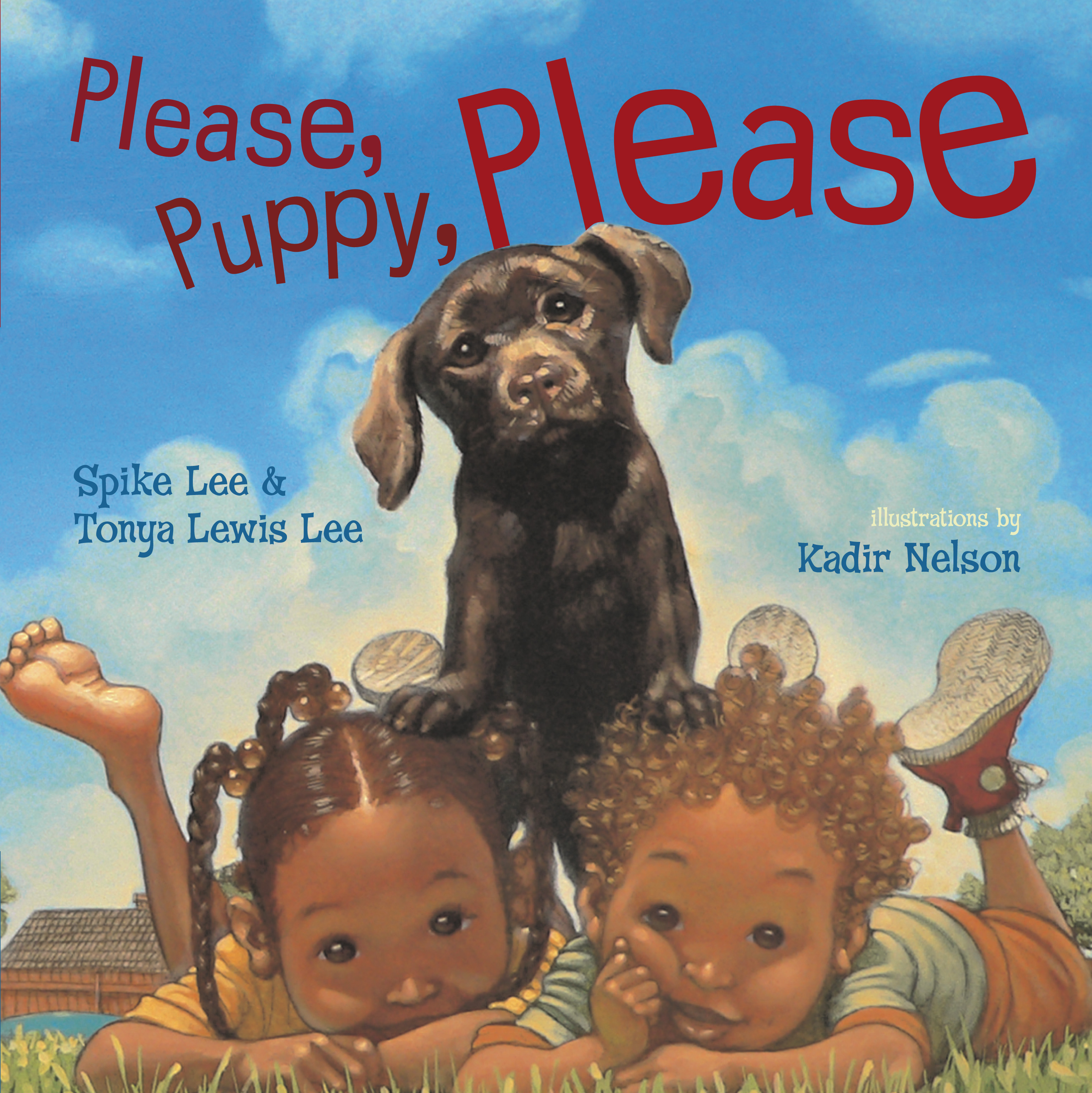 Baby Please Spike Lee Book Experience Of Wiring Diagram Toro Timecutter Ss4235 Pdf Puppy By Tonya Lewis Kadir Rh Simonandschuster Com College